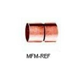 22 mm copper sock  int x int  for refrigeration