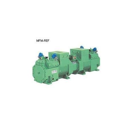 44PES-24Y Bitzer tandem compressor Octagon 220V-240V Δ / 380V-420V Y-3-50Hz