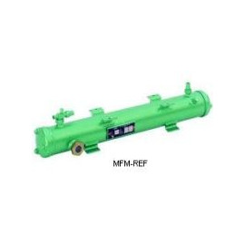 K073HB Bitzer intercambiador de calor condensador refrigerado por agua caliente gas/agua de mar resistente
