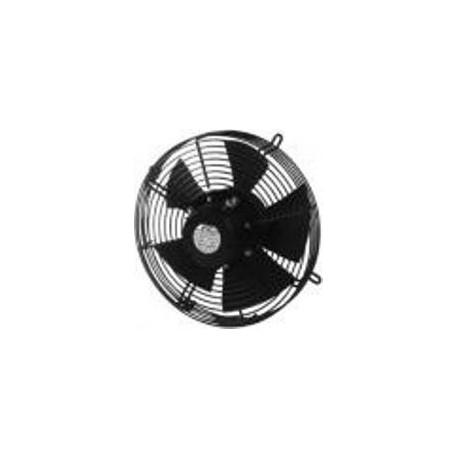 R10R-50APS-ES50B-09C17 (connection box) Hidria Rotomatika Axiale ventilator met EC motor zuigend