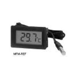 Eliwell EWTL300 thermometer, werkend op batterij