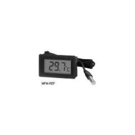 EWTL300 Eliwell eletronische thermometer  werkend op batterij T1M1BT0107