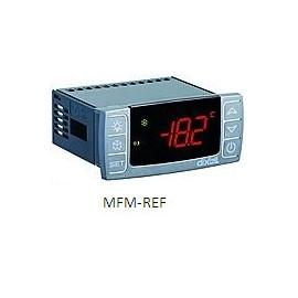 Controlador eletrônico de temperatura Dixell XR30CX 230V-20A com campainha