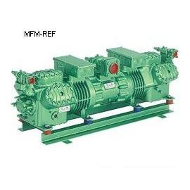 44JE-30Y Bitzer tandem compressor Octagon 400V-3-50Hz Part-winding.
