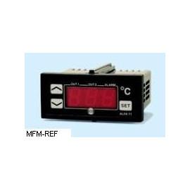 ALFA 31 DP VDH termostati elettronici  230V  -10°/ +90°C