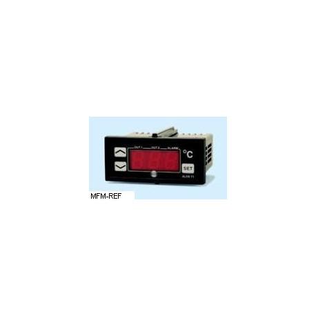 Alfa 31 Dp Vdh Thermostat Electroniques 230v 10 90c