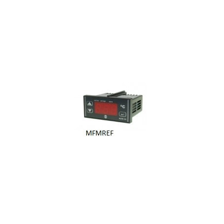 ALFA 35 VDH eletrônico termostato de degelo 230V -50°C / +50