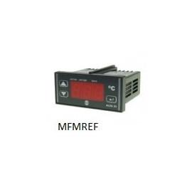 ALFANET 35 VDH defrost termostato eletrônico 12V -50°C / +50°C
