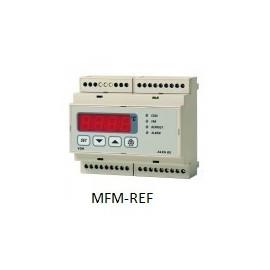 ALFANET 85 VDH defrost termostato eletrônico 12V -40°C / +50°C