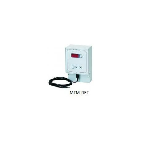 Repeater VDH ALFANET PC voor eenvoudige bedrading van aftakkingen en uitbreidng aantal regelaars