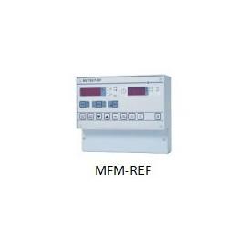 MC 785-DF VDH tweetraps thermostaat met ontdooiing- en ventilatorsturing opbouw
