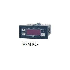 ALFANET 71 RTDN VDH termostati elettronici 12V  -50°C / +50°C