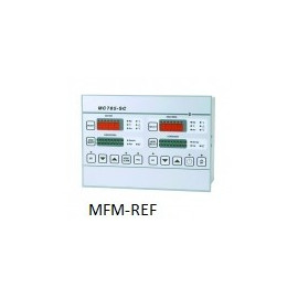 MC 785 SC VDH elektronische stappenregelaar 230V opbouw