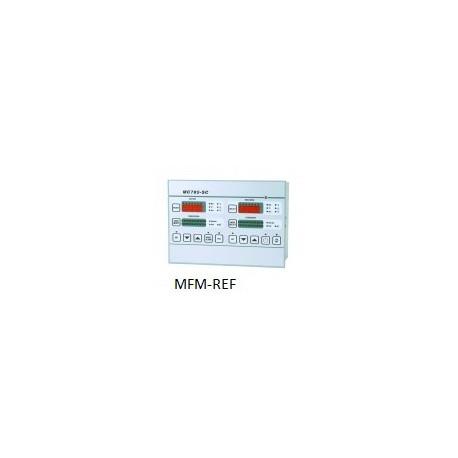 MC 785 SC VDH  pas à pas régulateur électronique encastré 230V