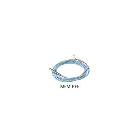 SM 811/2m WD VDH sensor de temperatura padrão PTC / 2,0 m  equipado com vedação resistente à água entre cabo e a manga.