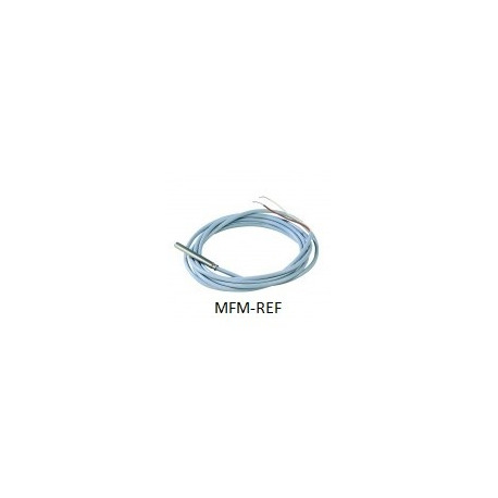 SM 800/ 2m Silicone. VDH sensor de temperatura PT100  -50°C / +180°C