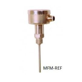 immersion tube VDH brass 9x60mm