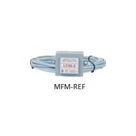 LC 95-2/2M VDH sensor de hygrogaat 15/95% RV 12V