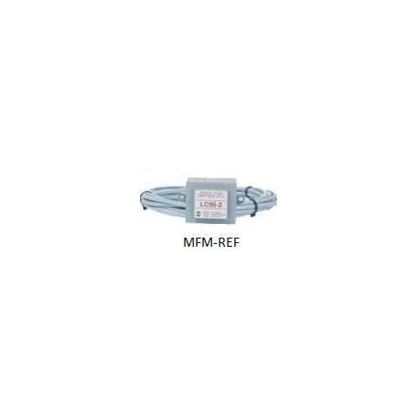 LC 95-2/2M VDH capteur pour Hygrostats (15/95% RV 12V)