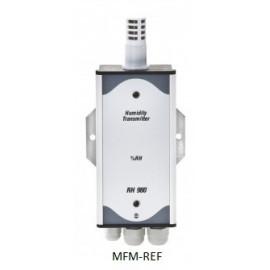 RH 980/T VDH higrostatos sensor 12-35 Vdc -20°C / 60°C