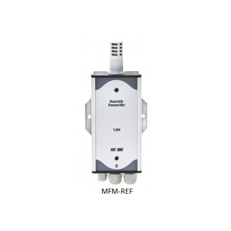 RH 980/T VDH Hygrostats capteur 230V  -20°C / 60°C