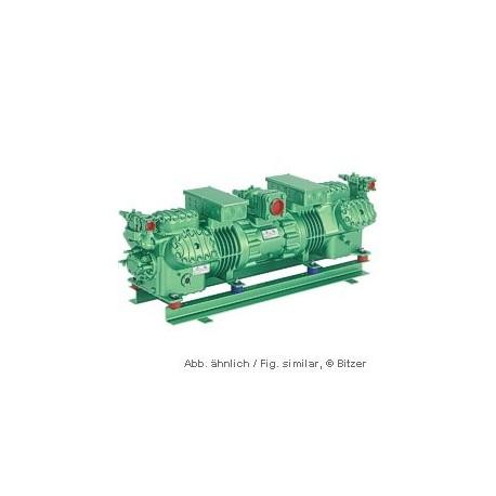 44JE-44Y Bitzer  tandem compressore Octagon 400V-3-50Hz Part-winding.