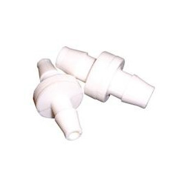 NRV10 Non-return valve 10 mm for condensation  per 5 pieces