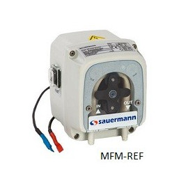PE5100 Sauermannn peristaltic pump, 2 temperature sensors