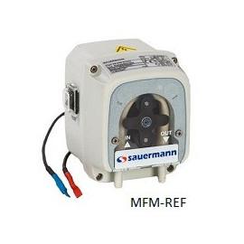 PE5100 Sauermannn pompe péristaltique, 2 capteurs de température