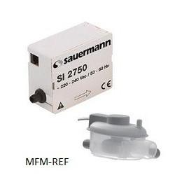 SI-2750 Sauermann mini split de condensation pompe