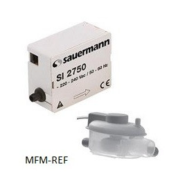 SI-2750 Sauermann Spalato mini di pompa condensa