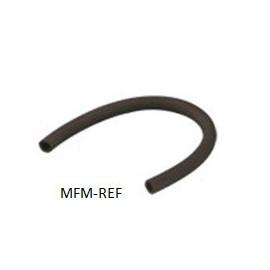 Diamètre du ø16mm Sauermann caoutchouc souple flexible 50 cm