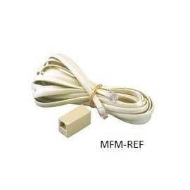 Sauermann cable de extensión y el acoplador para el flotador en longitud de 3 mtr