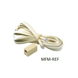 Sauermann extension cord and Coupler for the float in length of 5 mtr