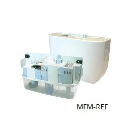 FFP-1080 Aspen Mini Blanc de Luxe pompa a parete modello sottopiano testa 10 mtr 12 litri/ora