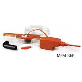 FP-3313 Aspen Mini Orange Silenciosa + bomba sem controle de flutuador de sarjeta 21dB(A)