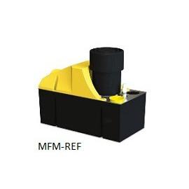 FP-2074 Aspen Heavy-duty pompa del serbatoio, serbatoio 4 litri