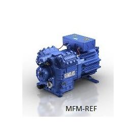 HGX4/465-4 Bock compresseur  gaz d'aspiration, la température application rafraîchie et élevée