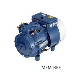HAX34P/380-4 Bock compressor air-cooled - application freezes 380-420V-3-50Hz