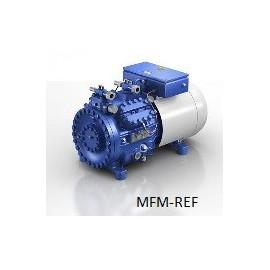 HAX4/555-4 Bock compressor luchtgekoeld met verzwaarde motor vries toepassing
