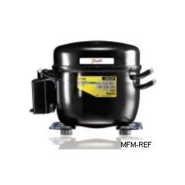 FR8.5CLX Danfoss hermetische compressor 230V-1-50Hz - R404A / R507. 195B0038