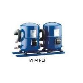 MTZ200T4SA Danfoss hermetische compressor Tandem 400V-3-50Hz / 460V-3-60Hz