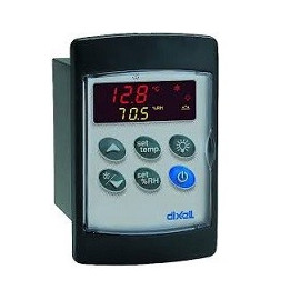 XH260V Dixell 230V temperatuur regelaar voor klimaat toepassingen