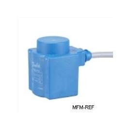 018F7301 Danfoss 230V spoel voor EVR magneetafsluiter