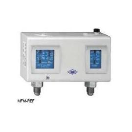 PS2-W7A Alco Emerson pressostaat  interruptores Alta Pressão / Baixa Pressão