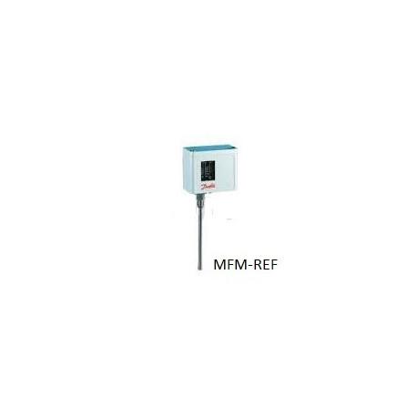 KP1 LD Danfoss Pressosaat, voor niet corrosieve koudemiddelen - IP 33 - 1/4, soldeer aansluiting. 060-111266