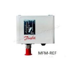 """KP2 Danfoss lage druk Pressostaat 1/4"""" flare 060-112066"""