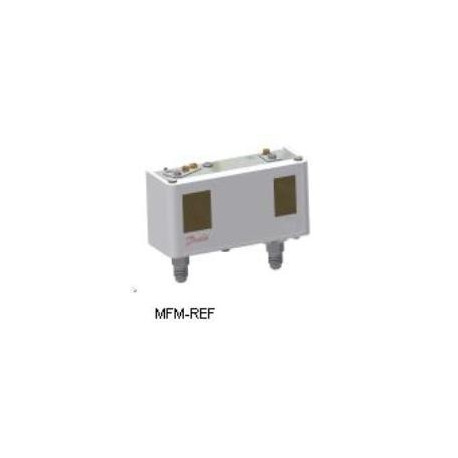 KP15 DUO Danfoss Pressosaat, voor niet corrosieve koudemiddelen - IP 33 - 1/4, flare aansluiting.060-126166