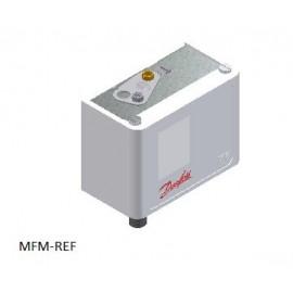 KP1A LD Danfoss Pressostaat voor niet corrosieve koudemiddelen - R717 ( NH3) - M10 x 0,75  aansluiting.  060-116266