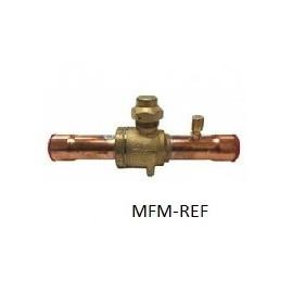"""GBC 22S Danfoss  ball valve  (7/8"""" -22mm ODF) 009G7055"""